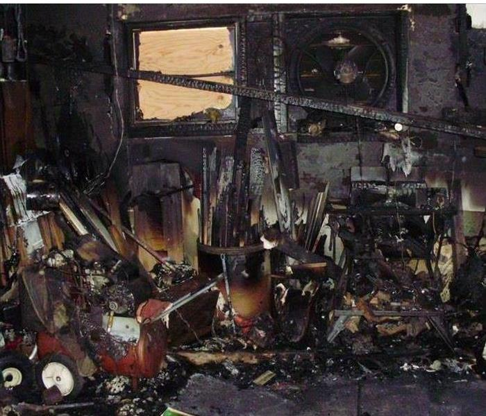 Fire Damage Preventing a Fire in your Bristol Home's Garage