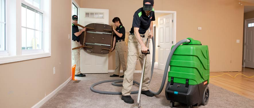 Bristol Va, VA residential restoration cleaning